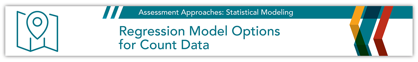 Regression Model Options for Count Data